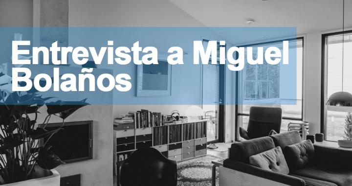 Entrevista online desenred miguel bolaños perito informático en Las Palmas