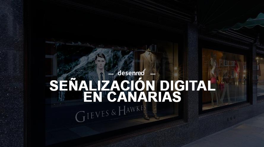 Soluciones para Señalización Digital Multimedia en Canarias