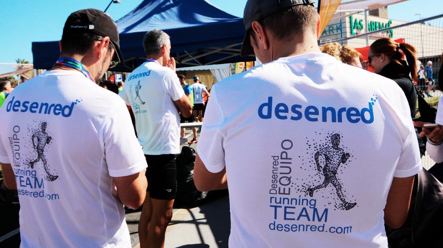 Fotos resumen Gran Canaria maratón 2017 Enero Desenred