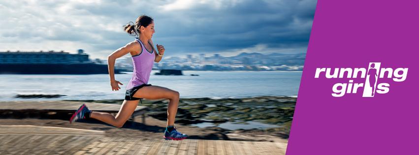 running girls canarias desenred