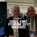 Dell EMC Forum 2017 en el Palacio Municipal de Congresos de Madrid