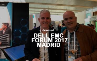 Dell EMC Forum 2017 en el Palacio Municipal de Congresos de Madrid