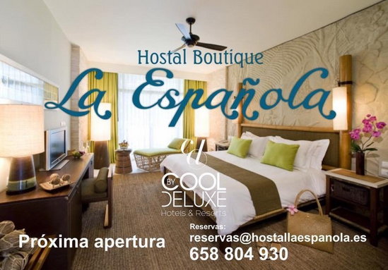 by cool deluxe hostal boutique en rota