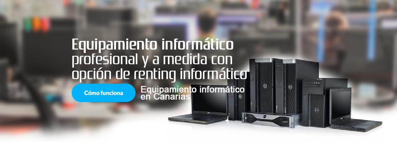 Parnters DELL en Canarias empresa informática