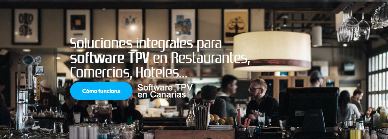 integración tpv en hostelería, comercios en las palmas
