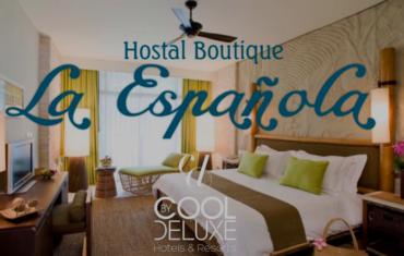Trabajos para la inauguración del nuevo Hostal Boutique La Española by cool deluxe