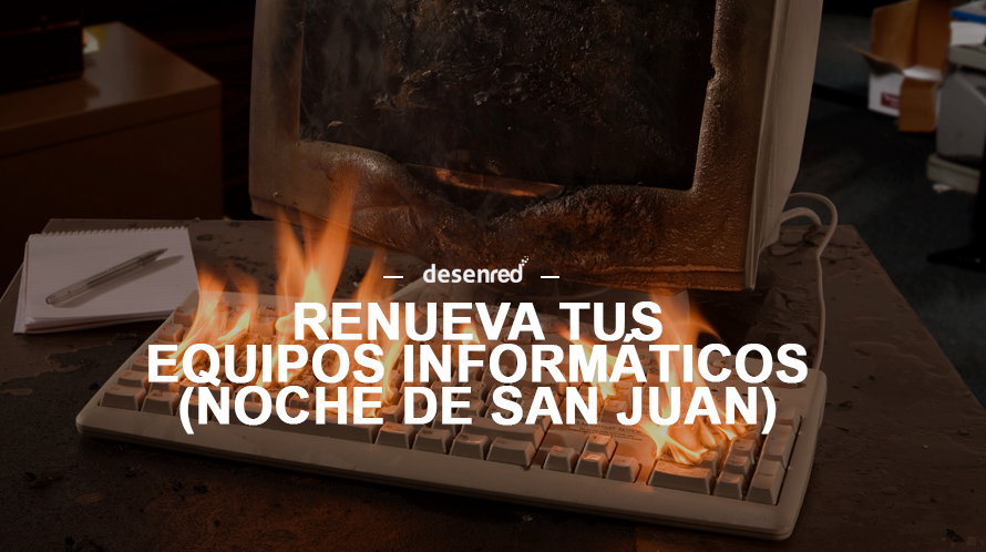 Para la noche de San Juan hay que quemar todo lo malo y dejar solamente cosas buenas
