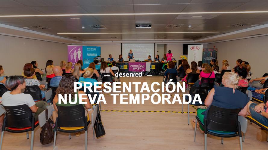 Presentación nueva temporada Running Girls Canarias 2018/2019