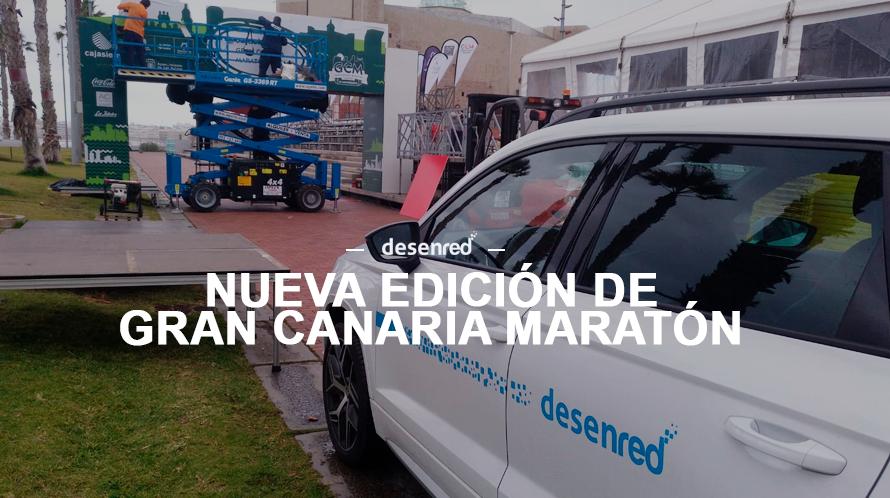 Nueva edición de Gran Canaria Maratón 2019