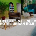 Proyecto realizado en el nuevo Hotel Urban Boji en Las Palmas